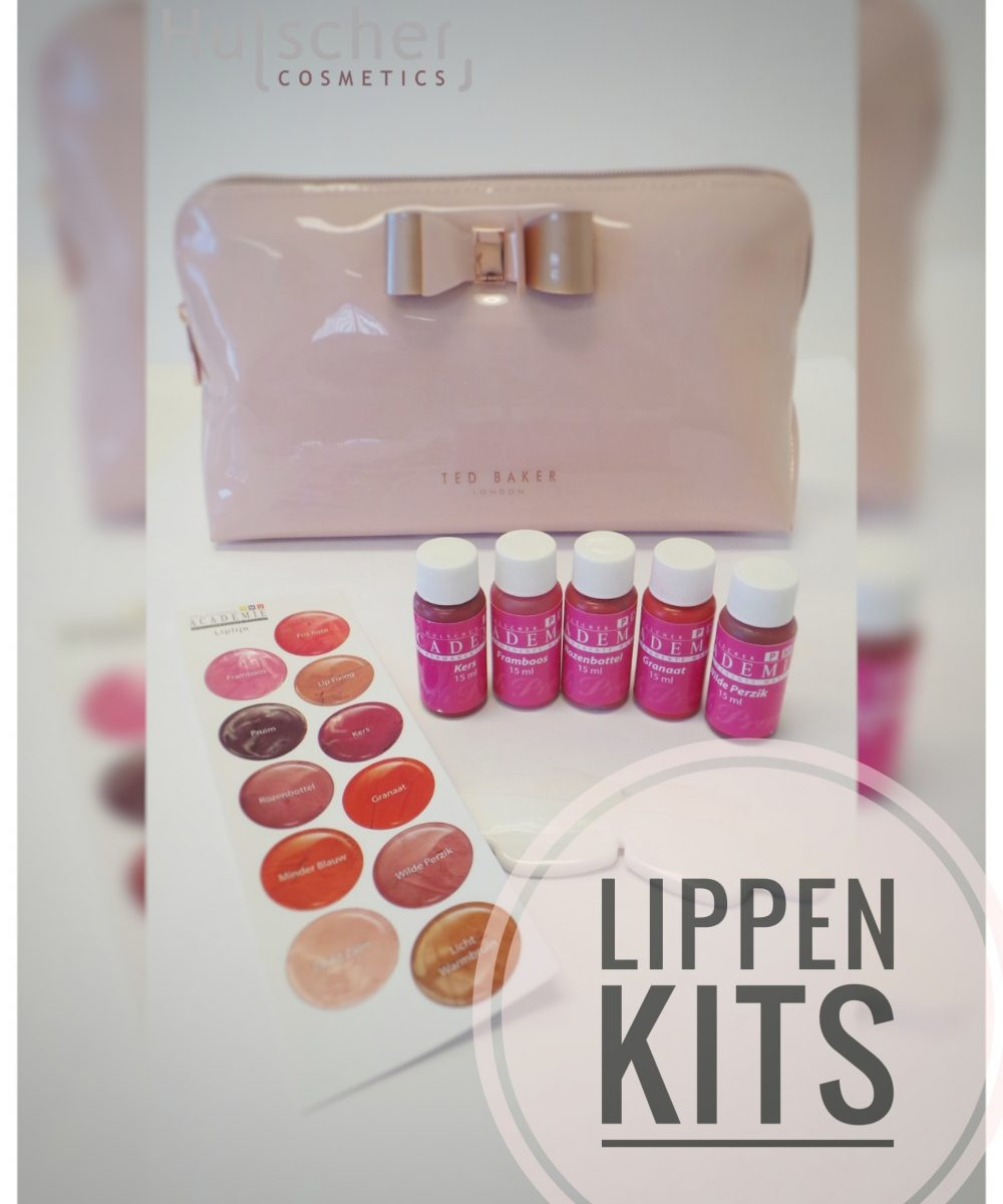 Lippigmenten Kit